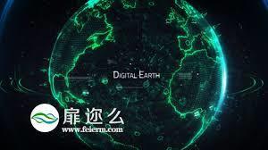Particular/Plexus/Form制作高科技互联网地球信息宣传片AE模板