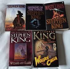 Stephen King The Dark Tower 1-5