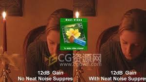 Neat Video OFX V4.1.1 视频降噪去噪点插件 Resolve/Nuke/Fusion/Scratch