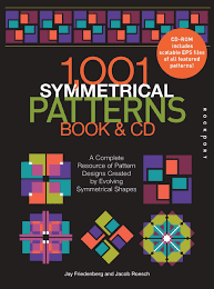 1001 Symmetrical Patterns: A Complete Resource of Pattern Designs
