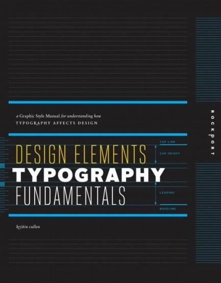 Design Elements, Typography Fundamentals