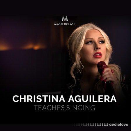 MasterClass Christina Aguilera Teaches Singing 大师课