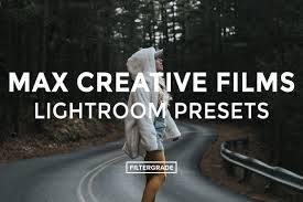 Max Creative Films Lightroom Presets