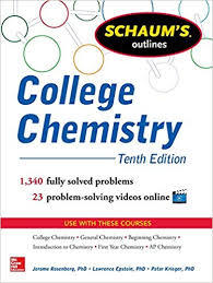 Schaum's Outline of College Chemistry (Schaum's Outlines), 10th Edition