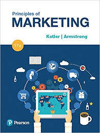 Principles of Marketing by Philip T. Kotler 17版