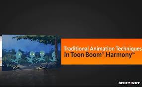 Toon Boom Harmony传统动画艺术视频教程