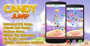 CodeCanyon - Candy Jump v1.0 - IOS XCODE Source Admob + Multiple Characters -...