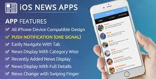 CodeCanyon - iOS News App (Update: 11 December 15) - 11507213