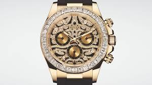 daytona rolex gold set the five very strong