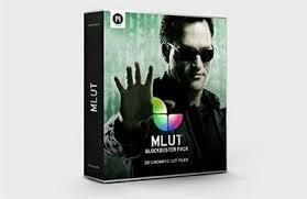 mLUT Blockbuster Pack – 30 Professional Cinematic Color Look-Up Tables