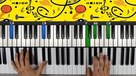 终极钢琴和弦课程 - 钢琴和键盘The Ultimate Piano Chords Course For Piano Keyboard