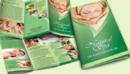 Natural Spa_Tri Fold Brochure Template Vol 3-缩略图