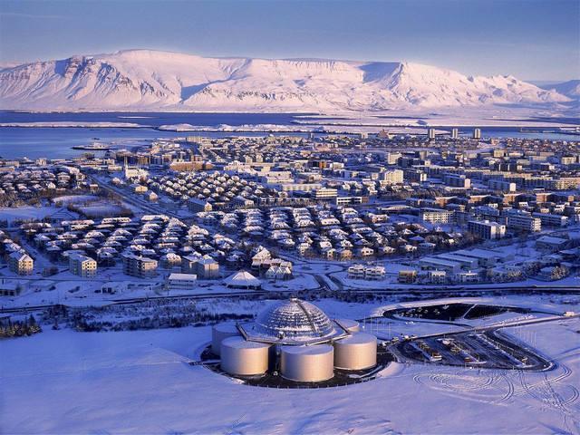 Artstation市场 - 冰岛 - 照片参考包