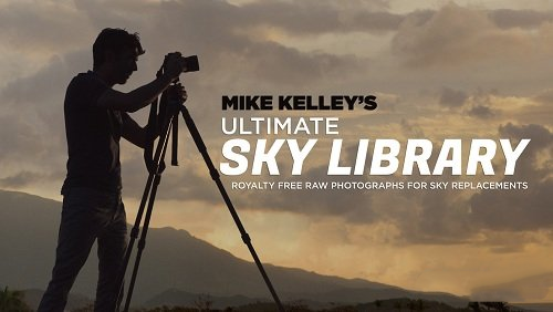 Fstoppers - Mike Kelley's Ultimate Sky Library (Complete) 后期替换天空摄影课程