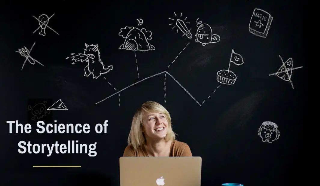 MZed - The Science of Storytelling by Patrick Moreau