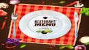 饭店餐厅海报模板Retro Picknick Food Menu V16 2019 PSD Flyer Template-缩略图