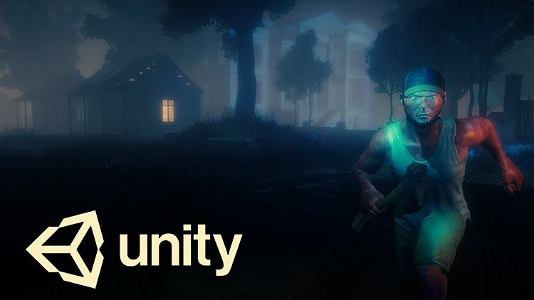 Make a horror survival game in Unity  更新 6/2020