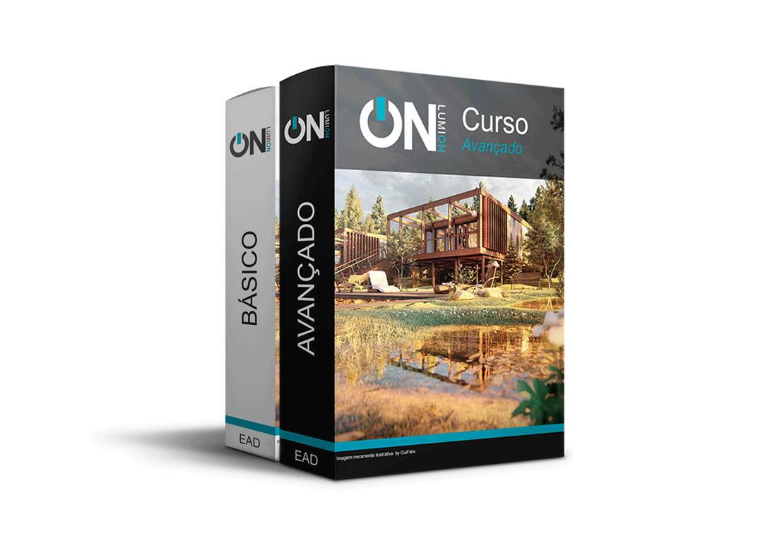 OnLumion - Lumion 8 Complete Course Brazilian Portuguese