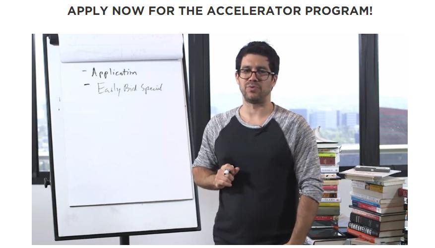 Tai Lopez - The Accelerator Persuasion Program