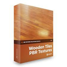 100幅木地板贴图纹理合集 Wooden Tiles PBR Textures  Collection Volume 4