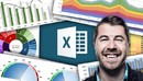 Microsoft Excel - Data Visualization Excel Charts Graph-缩略图