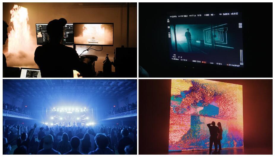 Ezra Cohen - Tour Visual Masterclass  艾兹拉·科恩(Ezra Cohen)巡回视觉大师班课程