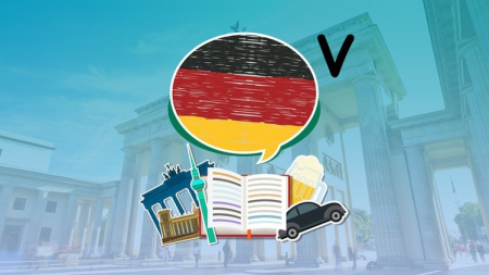 German for beginners (A1 - Part 5/5)德语课程
