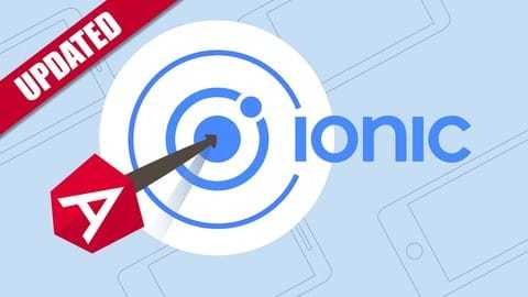 Udemy - Ionic 4 - Build iOS Android Web Apps with Ionic Angular