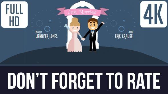 Romantic Comedy // Weddings Opener