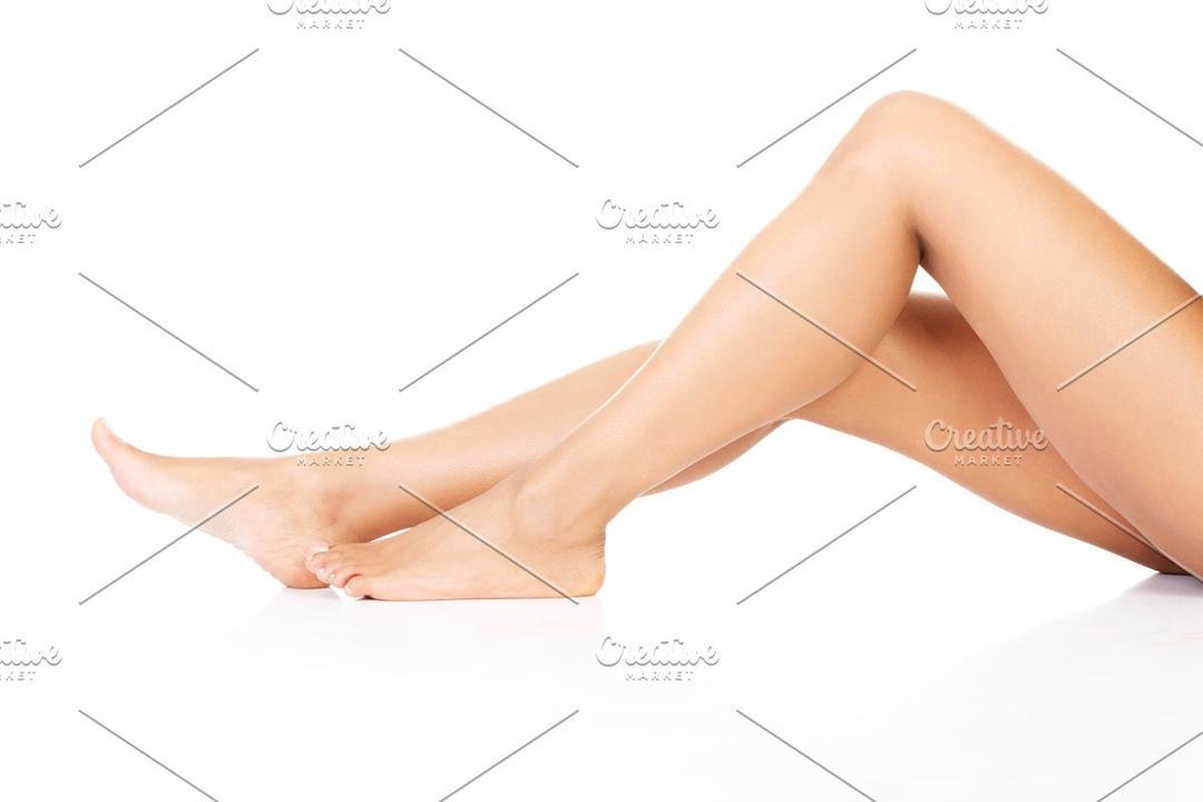 Female legs. Closeup.Bodypart.女性双腿高清照片