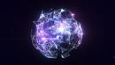 科技风格logo展示ae模板 Plexus Globe Logo Reveal 21817274 -缩略图