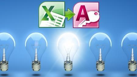 Excel to Access: Intro to Microsoft Access for Excel Users (Updated)