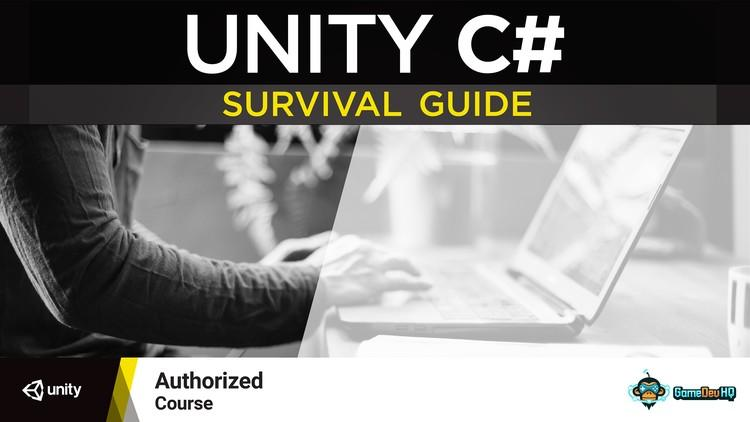 Udemy The Unity C# Survival Guide
