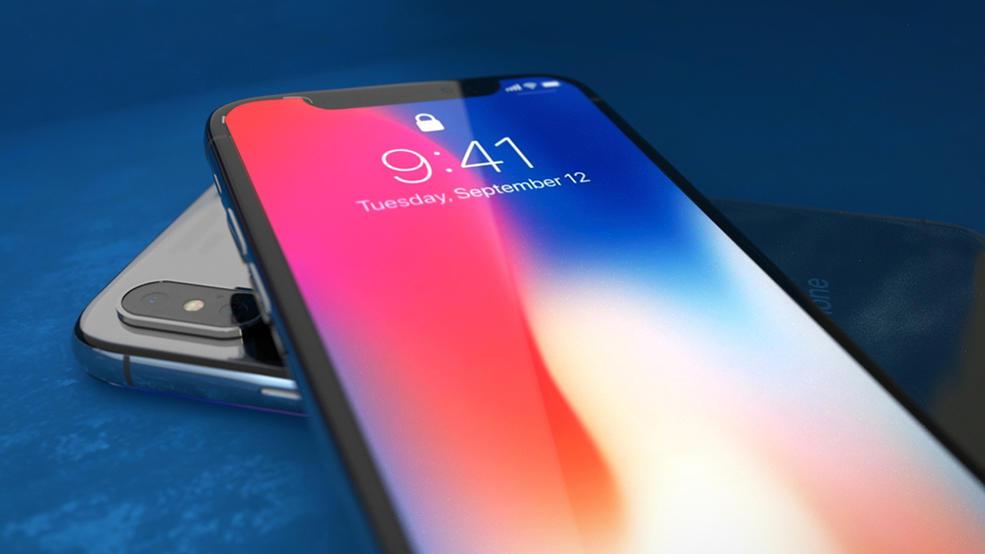 苹果手机模型 苹果iphone X手机Cycles 4D渲染器模型,3D模型,C4D之家