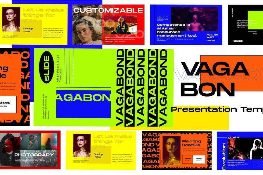 VAGABOND - Urban Design Creative Presentation GS