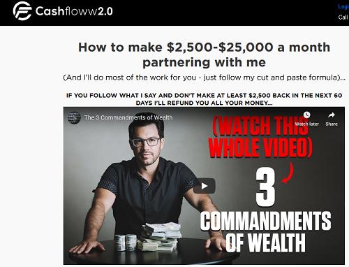 Tai Lopez - Cashfloww System 2.0