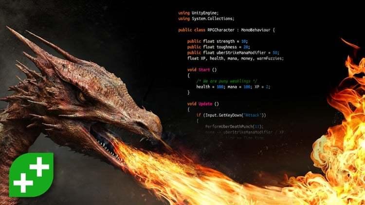 Udemy – RPG Core Combat Creator: Learn Intermediate Unity C# Coding (Updated...