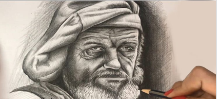 The Ultimate Pencil drawing Course From Beginner to Advanced