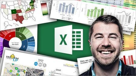 Microsoft Excel - Advanced Excel Formulas Functions
