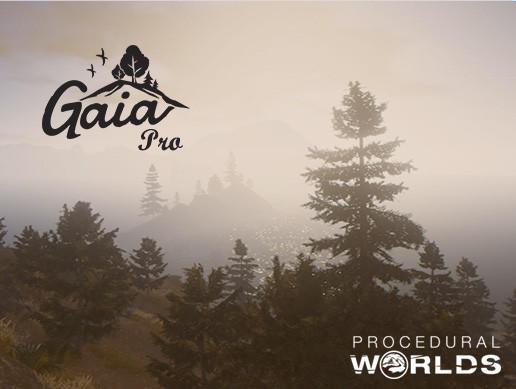 Gaia Pro – Terrain cene Generator v2.0.5