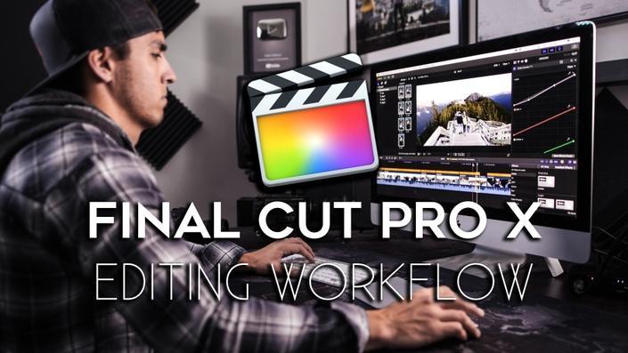 Full Time Filmmaker-Final Cut Pro X Editing Workflow
