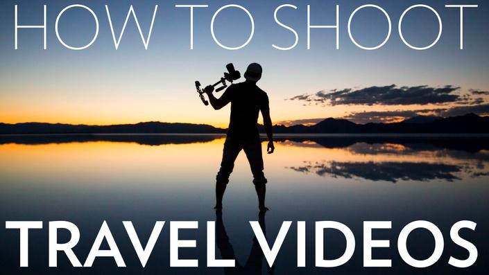 Full Time Filmmaker Travel Video Pro