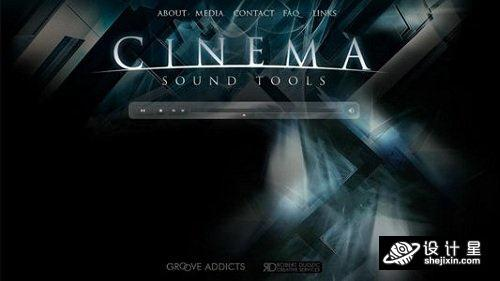 Cinema Sound Tools : Vol. 01-09 电影背景音乐素材包