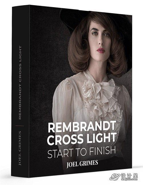 Joel Grimes Photography - Start to Finish - Rembrandt Cross Light