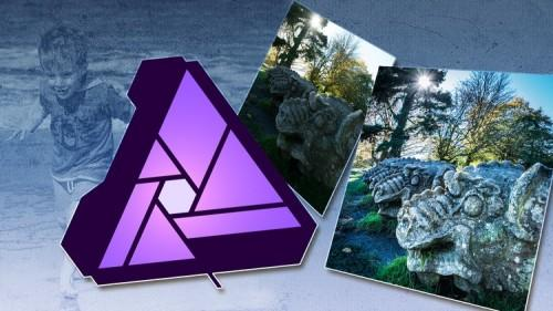 Affinity Photo: Solid Foundations