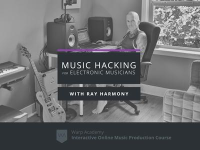 Warp Academy – Music Hacking for Electronic Musicians (2016)