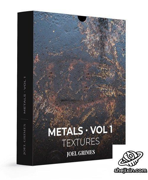 Joel Grimes – Metals – Vol 1