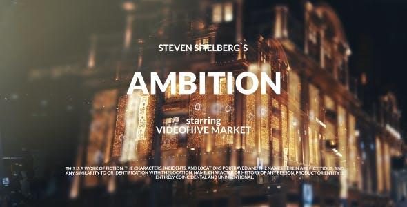 Videohive Film Titles - Opener 21383820