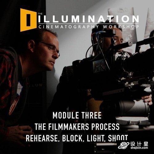 Illumination Workshop Module Three The Filmmakers ProcessRehearse, Block, Light