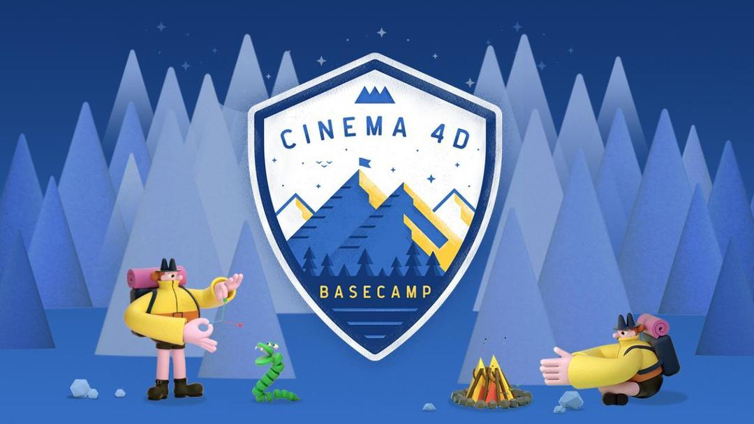 School Of Motion - Cinema 4D Basecamp